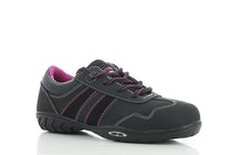 SAFETYJOGGER CERES Chaussure femme en cuir nubuck