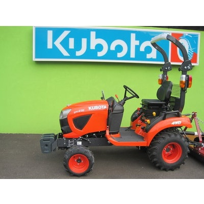 kubota bx 231 d arceau arri re hst avec roue au choix et. Black Bedroom Furniture Sets. Home Design Ideas