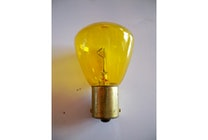 BUISARD Empoule / Lampe norma 12V 45 W BA15s jaune